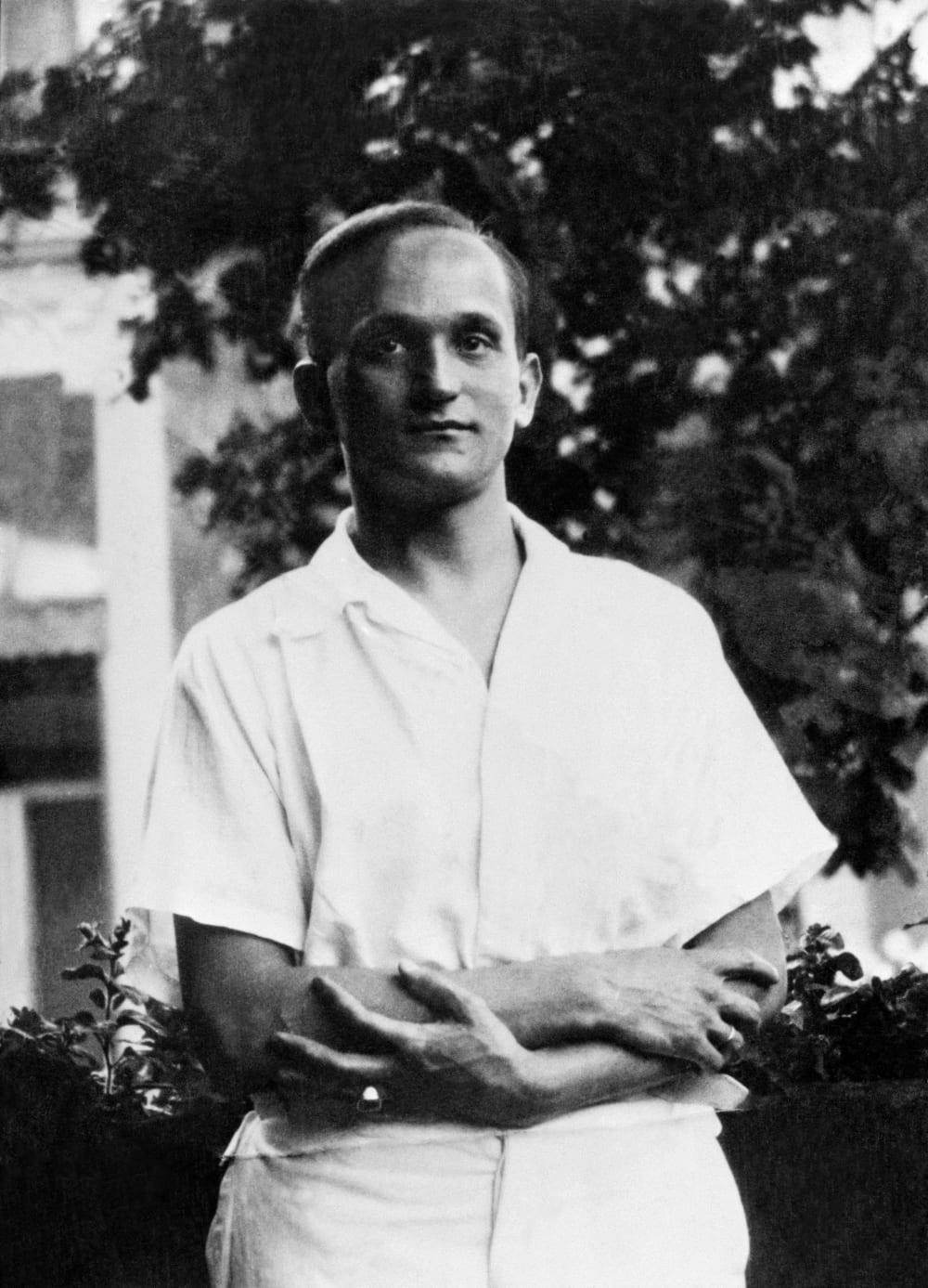 Portrait Jochen Klepper